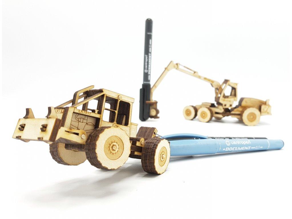 353 5 lkt 81t lesni kolovy traktor