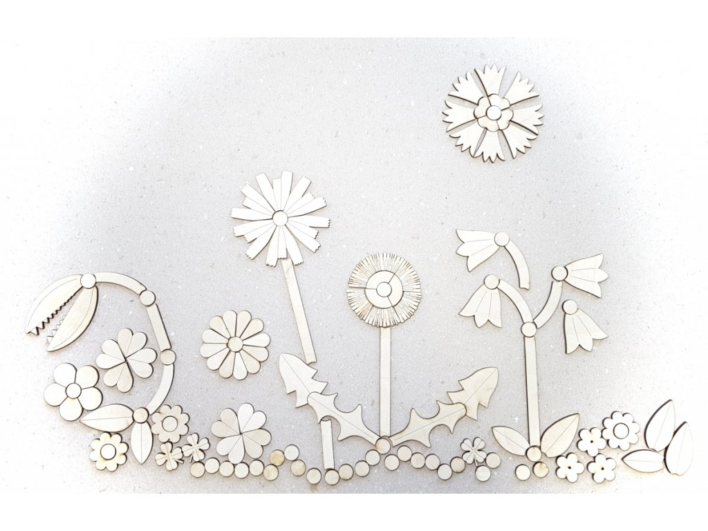 377 1 kvetiny didakticka stavebnice