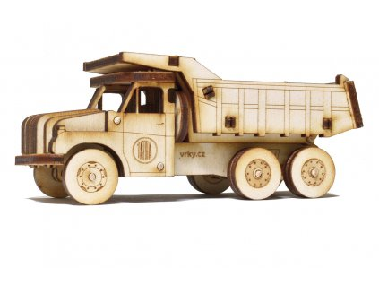 T148 SKLAPEC01 model tatra t148 6x6 jednostranny sklapec