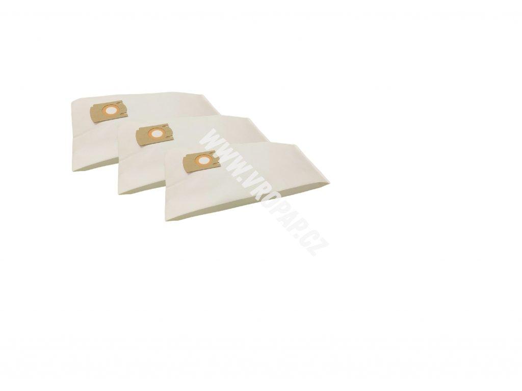 BOSCH Gas 12-50 RF - textilní sáček do vysavače (B037T)
