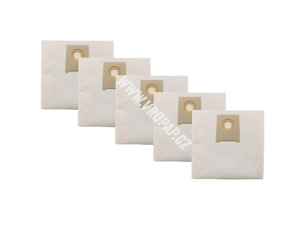 SIEMENS Silver Class VS 63A10 - 63A99 - textilní sáček do vysavače (B002T)