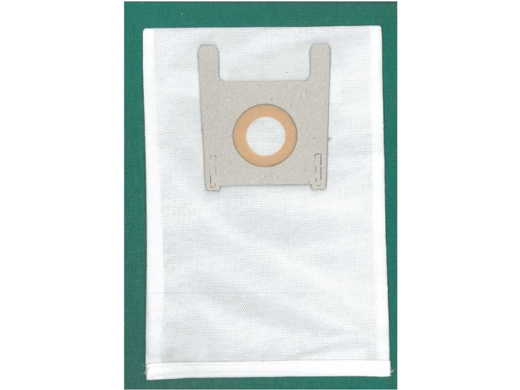 SIEMENS Super L VS 90A00 - 99A99 - textilní sáček do vysavače (B002T)