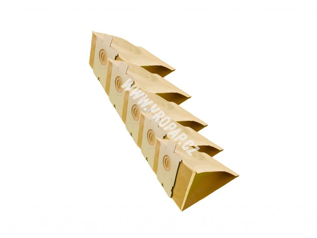 MISTRAL 5/2000/3000/4000 - papírový sáček do vysavače (A024)