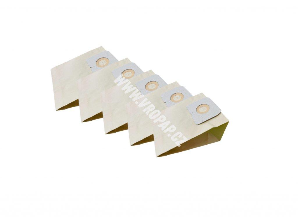 PROGRESS GTA 600 - papírový sáček do vysavače (A028)