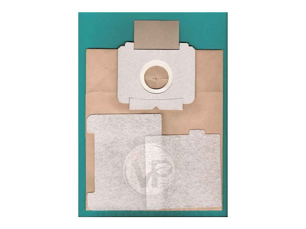 ZANUSSI ZAN 4415-4416 - papírový sáček do vysavače (A028)