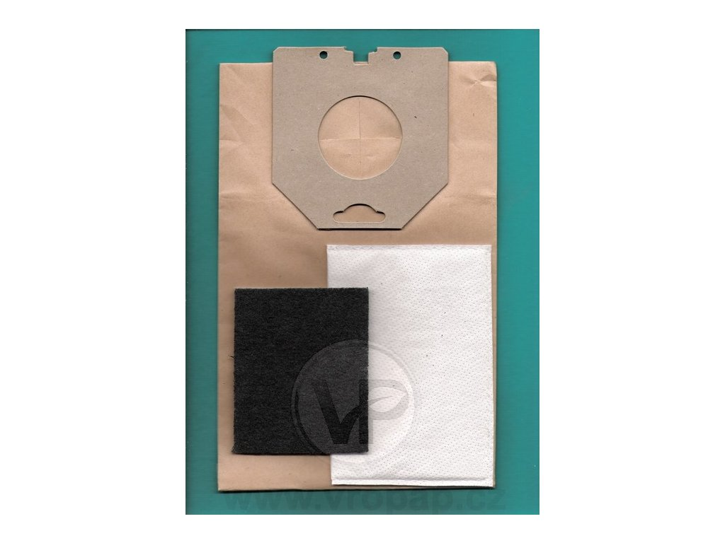 PHILIPS Vision Excel HR 6370 - HR 8999 - papírový sáček do vysavače (C001)
