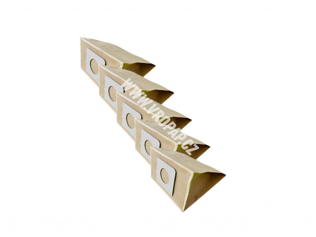 SOLAC 1600 - papírový sáček do vysavače (C005)