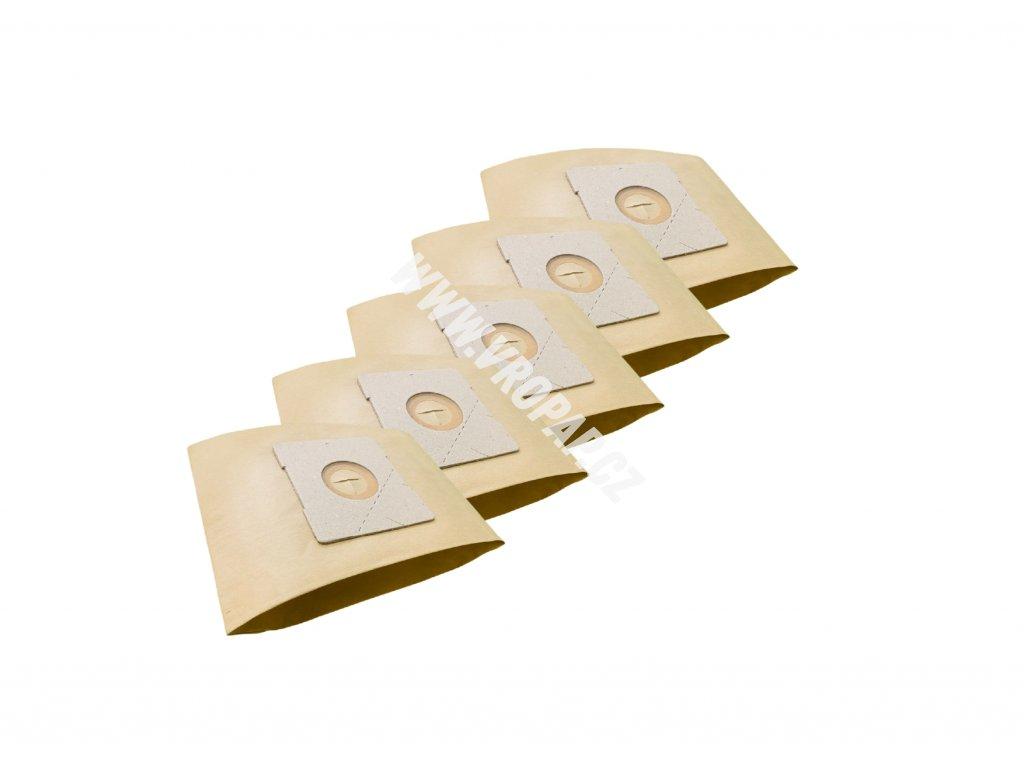 SOLAC A 501 - papírový sáček do vysavače (D001)