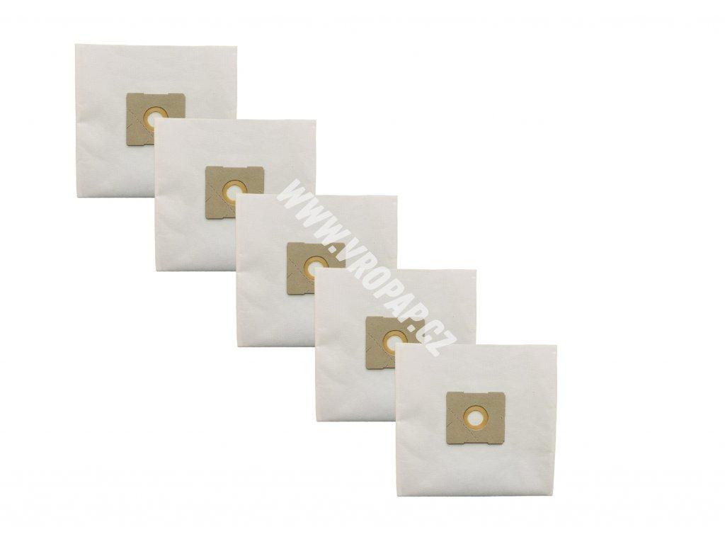 SANYO SC 600 - textilní sáček do vysavače (D001T)