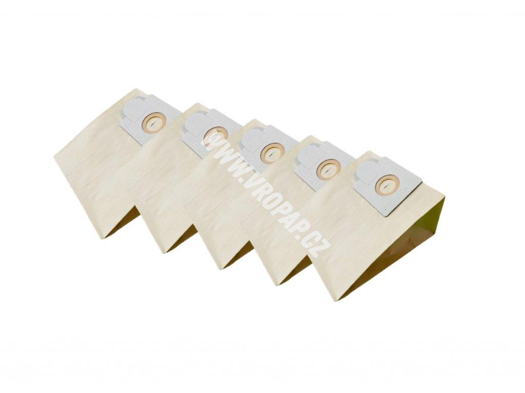 ROTEL Futura 1400 - papírový sáček do vysavače (E001)