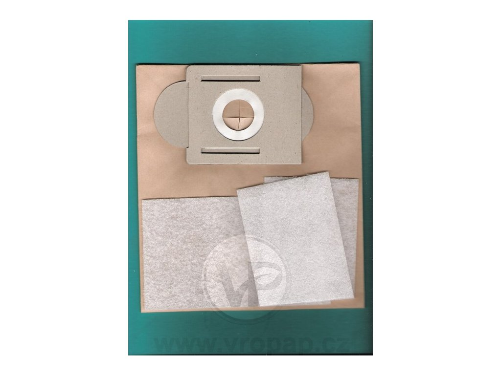 TRISA 1500 - papírový sáček do vysavače (E001)