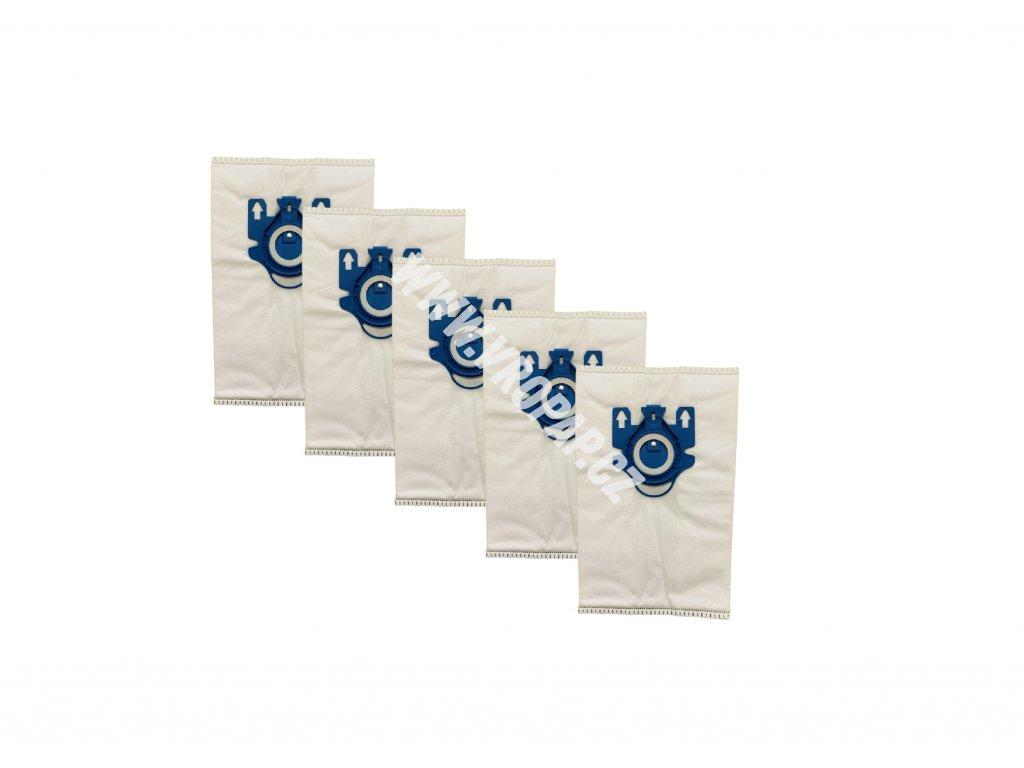 MIELE Pasují do seríí vysavačů Miele GN Hyclean - textilní sáček do vysavače (MI03PT)