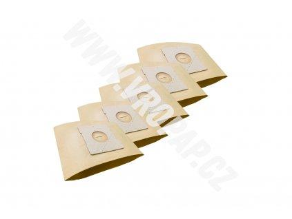 SANYO SC 400 - papírový sáček do vysavače (D001)