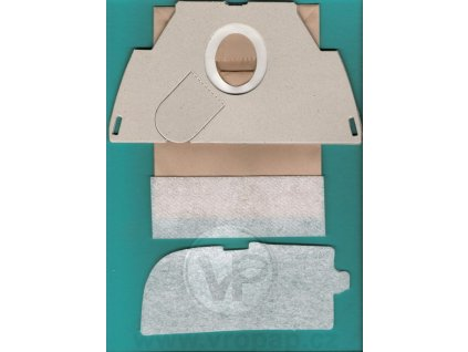 PROGRESS P 500 - papírový sáček do vysavače (E011)