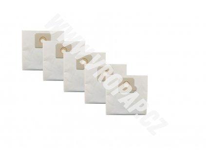 ZANUSSI ZAN CG 20IW - textilní sáček do vysavače (E014T)