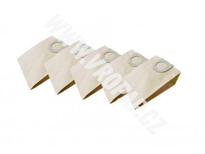 OMEGA 1500 E - papírový sáček do vysavače (0408)