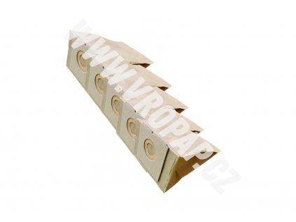 SOLAC EOLO 2500 - papírový sáček do vysavače (0419)