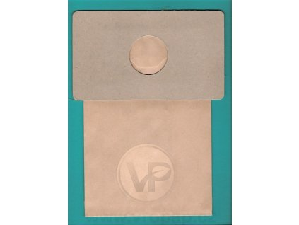 TEAM ST 04   TESLA / - papírový sáček do vysavače (1400)