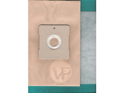 SHARP EC 15 P - papírový sáček do vysavače (K004)