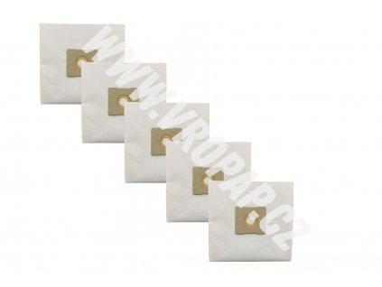 SOLAC 860 - textilní sáček do vysavače (D001T)