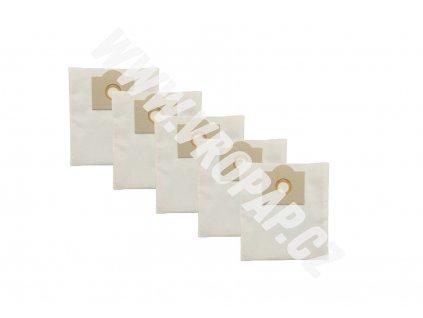 WHITE AND BROWN XTL 1400 - textilní sáček do vysavače (R005T)