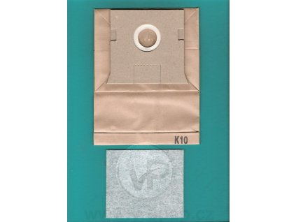ROWENTA VZ 9271 - typ E - papírový sáček do vysavače (R006)