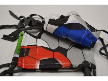 Rouška junior - Fotbalový míč (6-12)