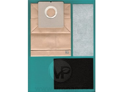 SENCOR SVC 52 WH, GR, RD, BK - papírový sáček do vysavače (P021)