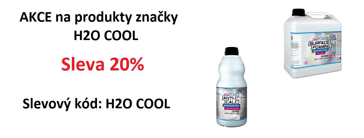 Akce H2O COOL