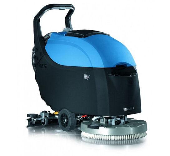 Mycí stroje na čištění podlah