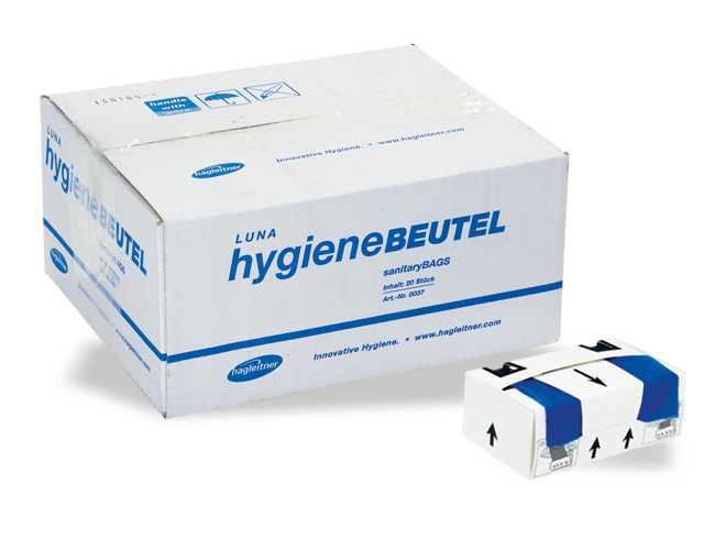 Hygienické sáčky a podložky