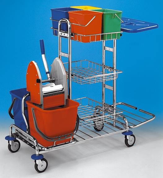 Servisní a více účelové vozíky