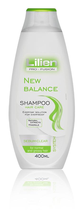 Vlasové šampony