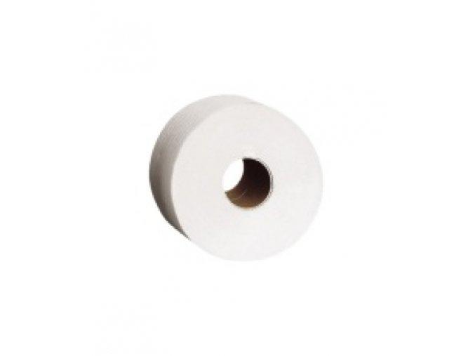 Toaletní papír Merida KLASIK, 19 cm, 220 m, bělost 75% (12rolí/balení)