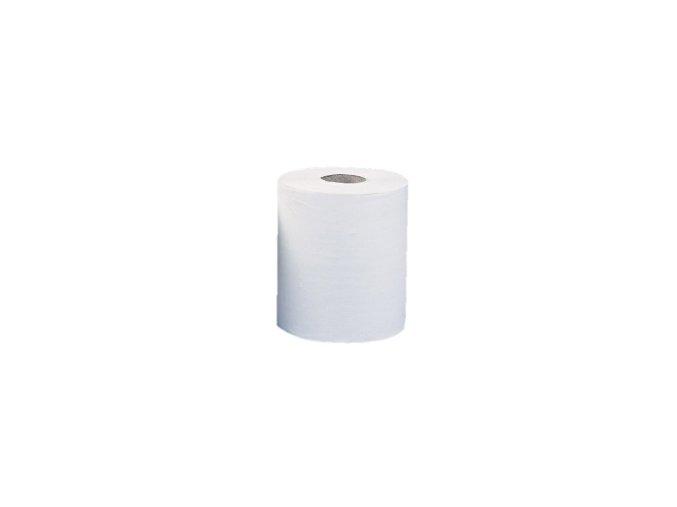 Papírové ručníky v rolích MAXI - BÍLÉ, (6rolí/balení)