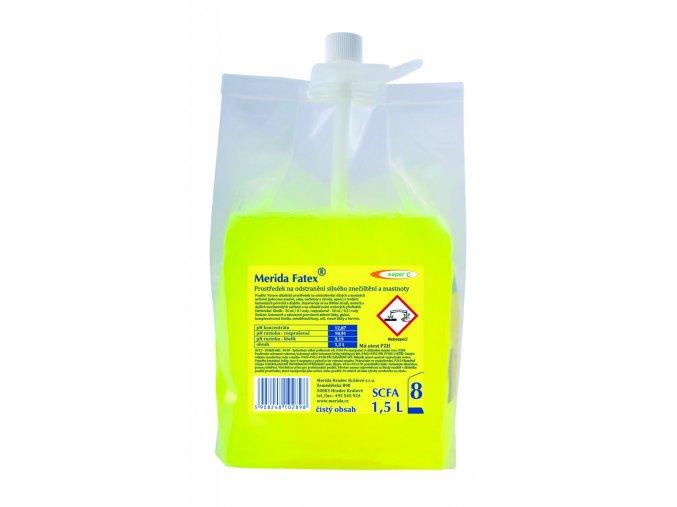 Prostředek na silné znečištění Merida FATEX Super C