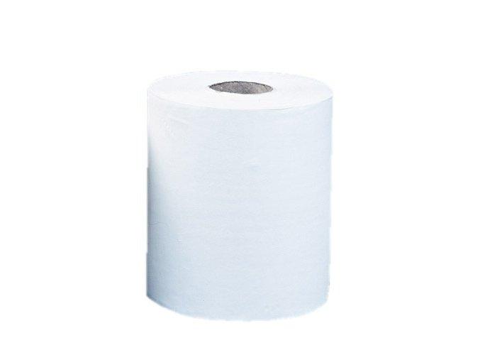 Papírové čistivo univerzální BÍLÉ, 2-vrstvé, (2role/balení)
