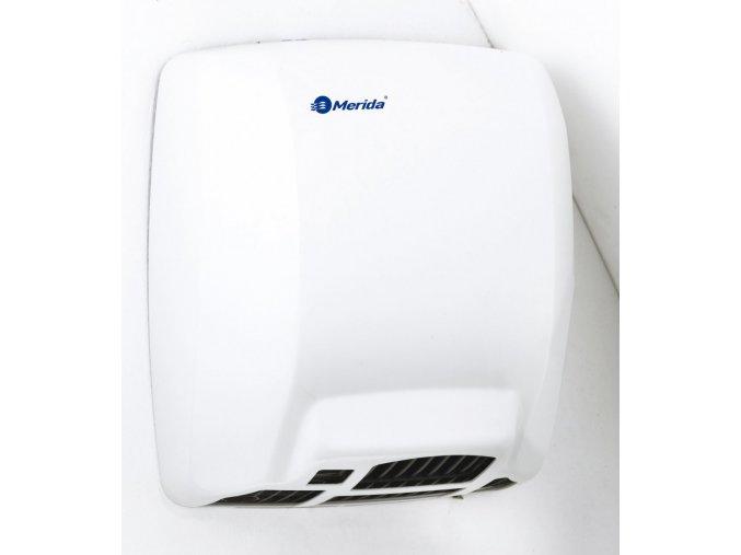 Elektrický sušič (osoušeč) na ruce MEDIFLOW bílý