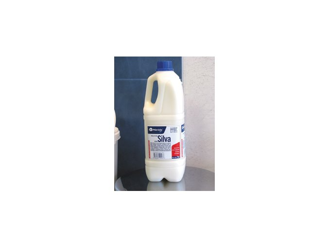 Tekuté mýdlo SILVA 2,2 kg - krémové
