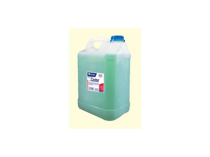Tekuté mýdlo CASTOR 5 kg - zelenkavé
