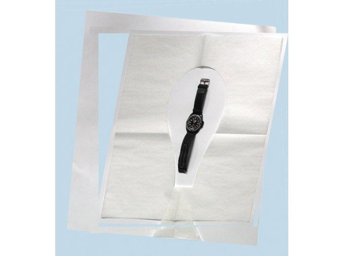 Papírové hygienické podložky 100ks/bal