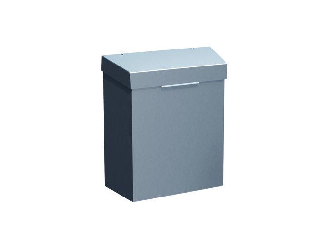 Koš na sanitární odpad STELLA mat 4,5 l