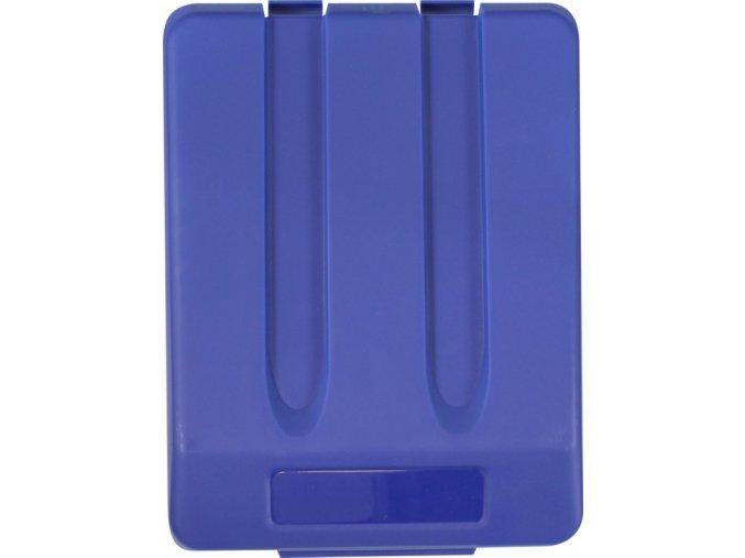Víko koše KJS704,33 l - modré
