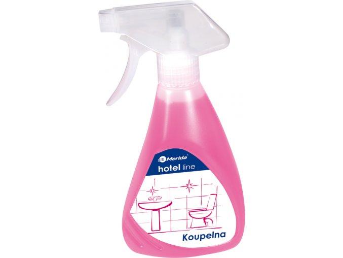 Přípravek na koupelny Merida HOTEL line - 500 ml