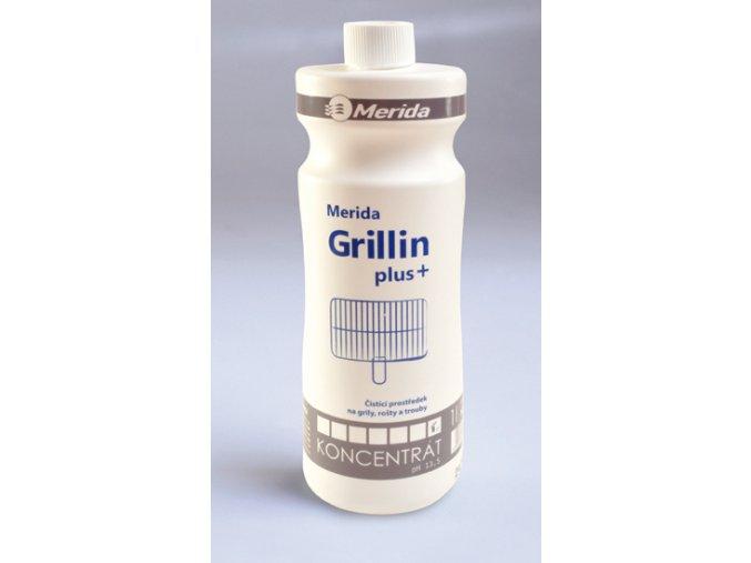 Prostředek na grily a trouby Merida GRILLIN Plus 1 l.