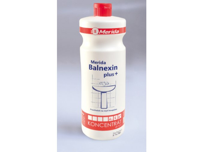 Prostředek na koupelny Merida BALNEXIN Plus 1 l.