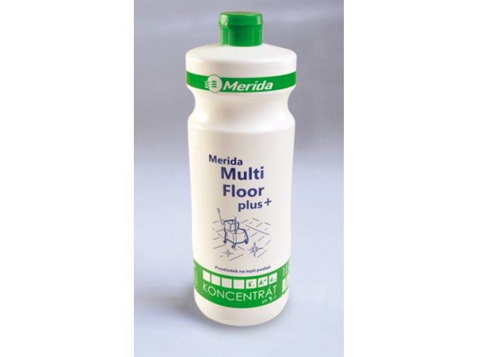 Prostředek na podlahy Merida MULTI FLOOR Plus 1 l.