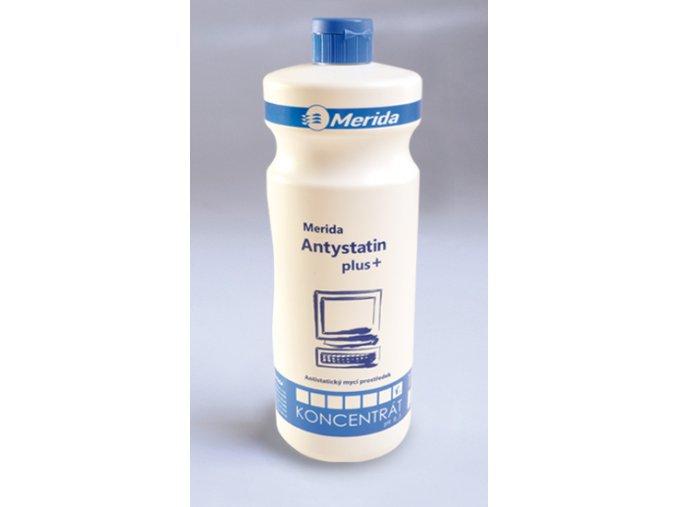 Antistatický prostředek na kancelářskou techniku Merida ANTYSTATIN Plus 1 l.