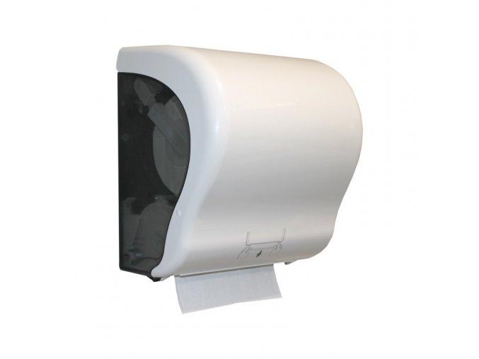 Mechanický podavač papírových ručníků v rolích MAXI MERIDA LUX CUT