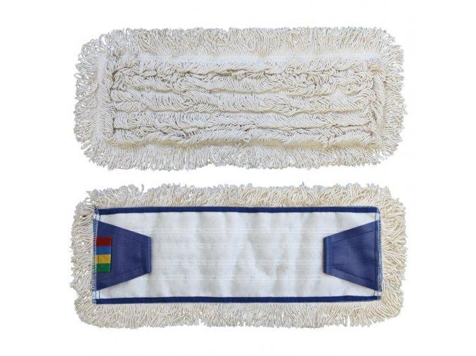 Mop se záložkami STANDARD, bavlna, 50 cm (dříve SAP202)
